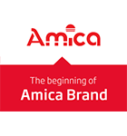 1992 - The beginning of the Amica brand.